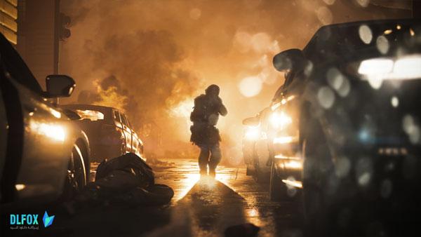 دانلود نسخه فشرده بازی Call of Duty Modern Warfare برای PC