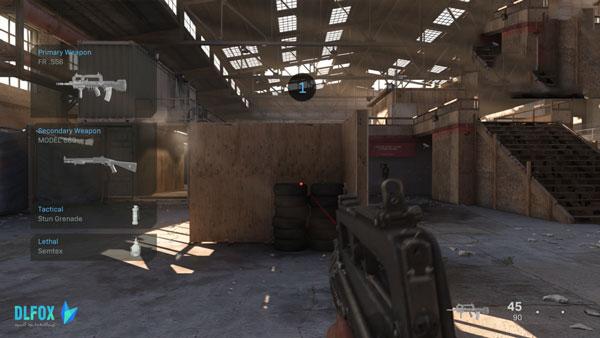 آموزش قدم به قدم بازی Call of Duty Modern Warfare