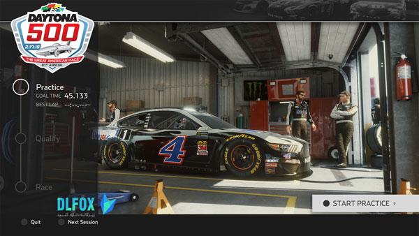 دانلود نسخه فشرده بازی NASCAR Heat 4 برای PC