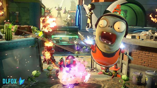 دانلود بازی Plants vs Zombies: Battle for Neighborville برای PC