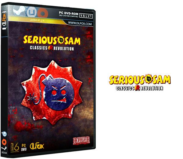 دانلود نسخه فشرده بازی Serious Sam Classics: Revolution برای PC