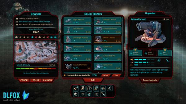 دانلود نسخه فشرده بازی SIEGE OF CENTAURI برای PC
