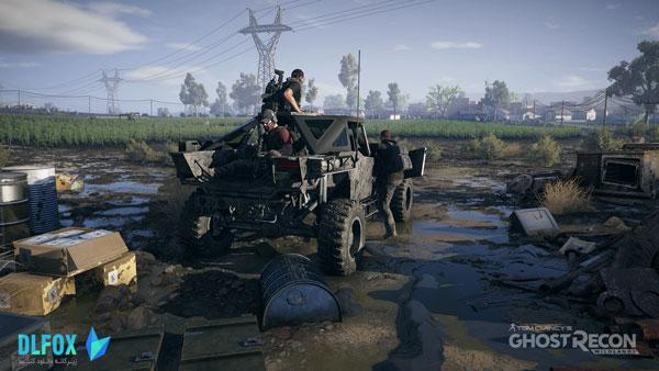 دانلود نسخه فشرده بازی TCGR:Wildlands برای PC