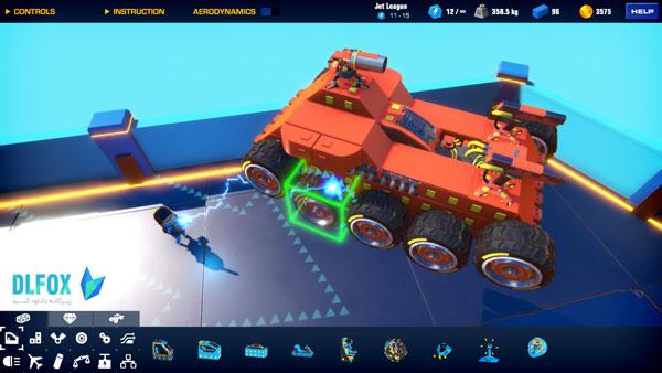 دانلود نسخه فشرده بازی Trailmakers برای PC