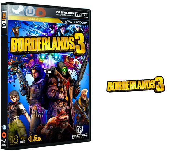 دانلود نسخه فشرده بازی Borderlands 3 برای PC