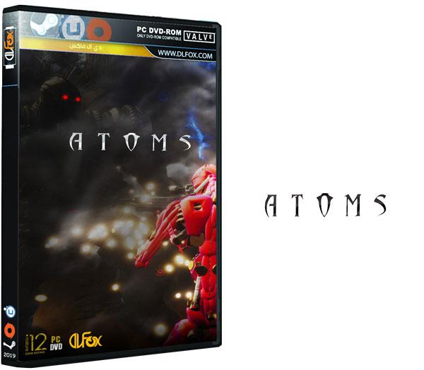 دانلود نسخه فشرده بازی Atoms برای PC