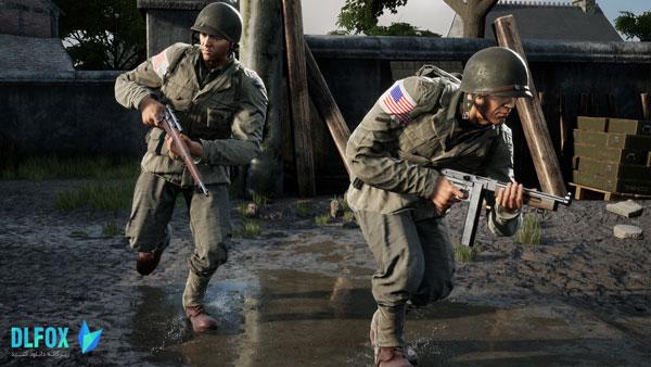 دانلود نسخه فشرده بازی battalion 1944 برای PC