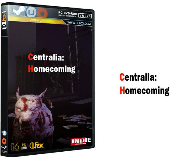 دانلود نسخه فشرده بازی Centralia: Homecoming برای PC