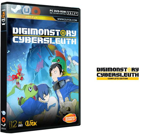 دانلود نسخه فشرده بازی Digimon Story Cyber Sleuth: Complete Edition برای PC