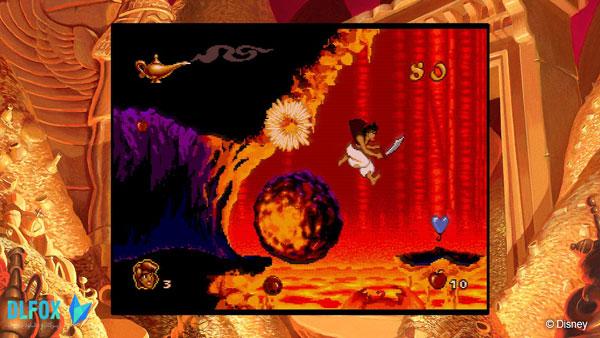 دانلود نسخه فشرده بازی Disney Classic Games: Aladdin and The Lion King برای PC