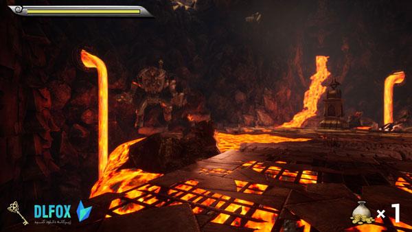 دانلود نسخه فشرده بازی Dual Blade – Battle of The Female Ninja برای PC