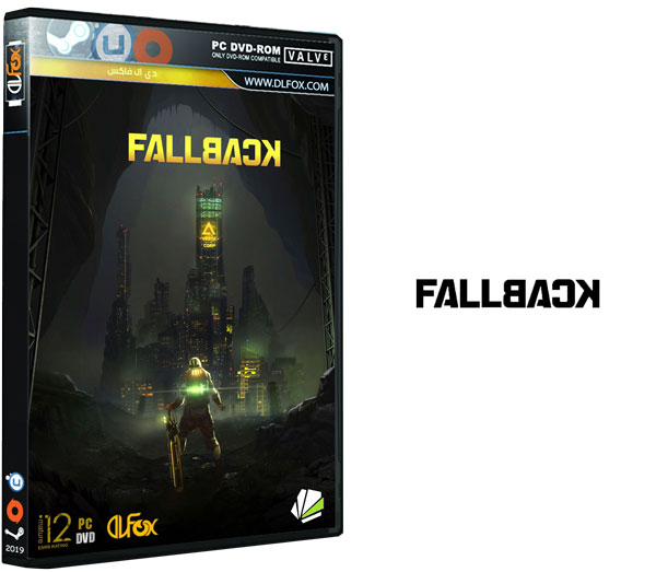 دانلود نسخه فشرده بازی Fallback برای PC