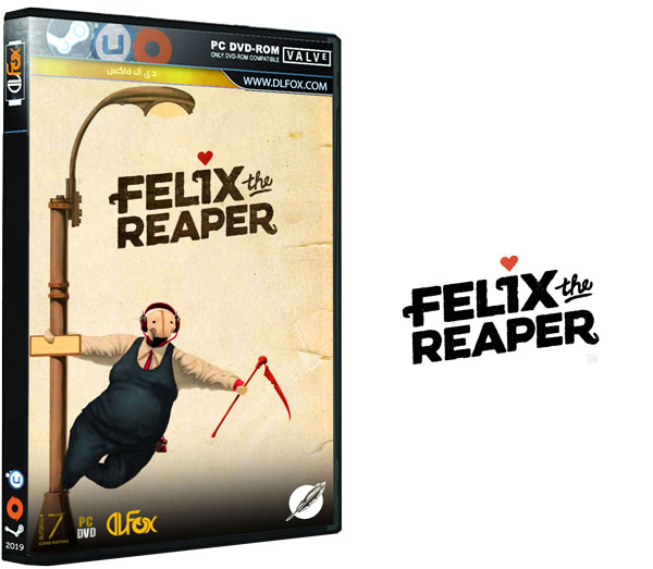 دانلود نسخه فشرده بازی Felix The Reaper برای PC