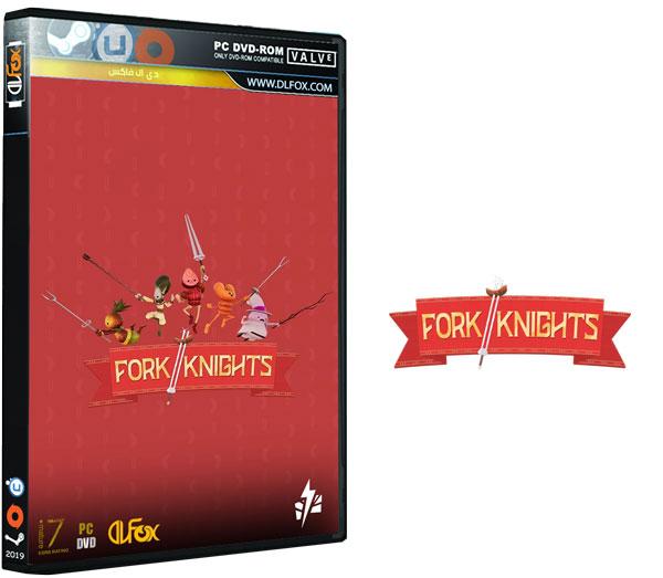 دانلود نسخه فشرده بازی Fork Knights برای PC