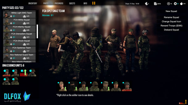 دانلود نسخه فشرده بازی Freeman: Guerrilla Warfare برای PC
