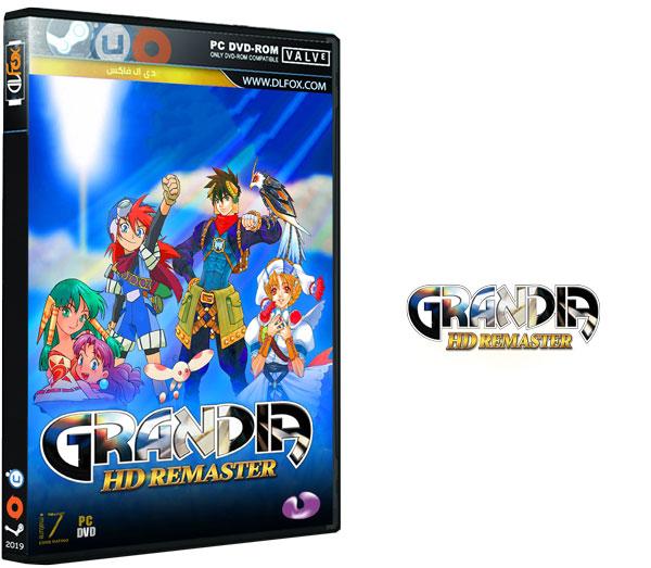 دانلود نسخه فشرده بازی GRANDIA HD COLLECTION برای PC