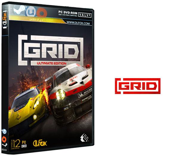 دانلود نسخه فشرده بازی GRID برای PC