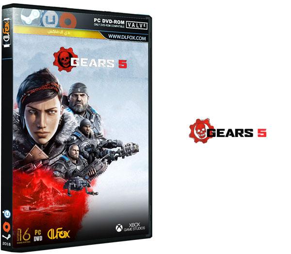 آموزش قدم به قدم بازی Gears 5