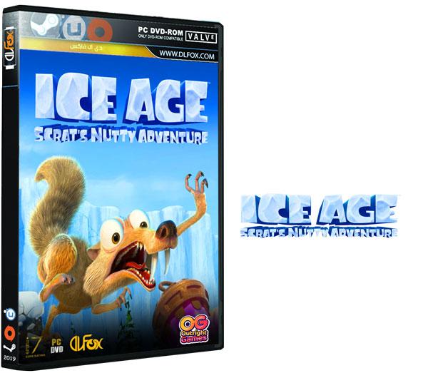 دانلود نسخه فشرده بازی Ice Age Scrats Nutty Adventure برای PC