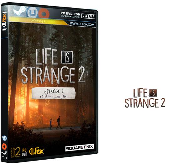 دانلود زیرنویس فارسی قسمت اول بازی Life is Strange 2 برای PC