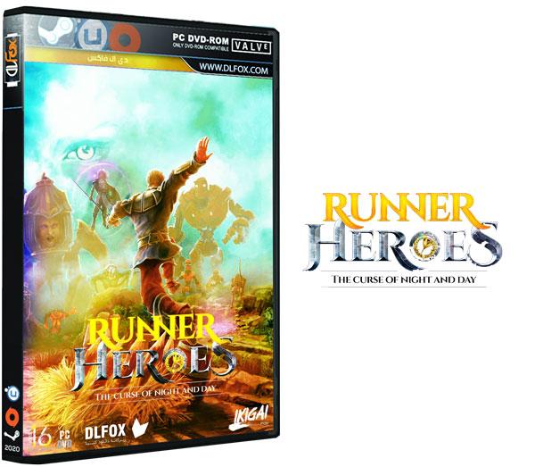 دانلود نسخه فشرده بازی RUNNER HEROES: The curse of night and day برای PC
