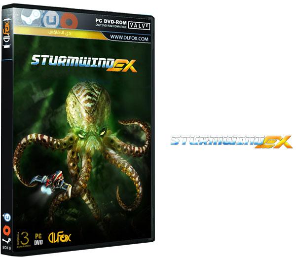 دانلود نسخه فشرده بازی STURMWIND EX برای PC