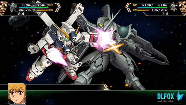 دانلود نسخه فشرده بازی SUPER ROBOT WARS V برای PC