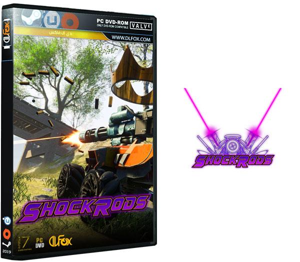 دانلود نسخه فشرده بازی ShockRods برای PC