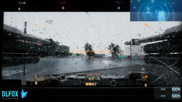دانلود نسخه فشرده بازی Tokyo Warfare Turbo برای PC