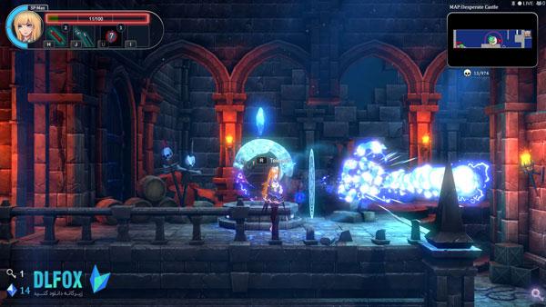 دانلود نسخه فشرده بازی Tower Hunter: Erzas Trial برای PC