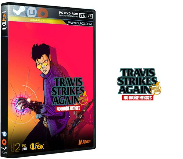 دانلود نسخه فشرده بازی Travis Strikes Again: No More Heroes Complete Edition برای PC