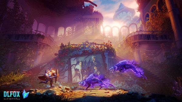 دانلود نسخه فشرده بازی Trine 4: The Nightmare Prince برای pc