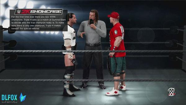 دانلود نسخه فشرده بازی WWE 2K-20 Originals برای PC