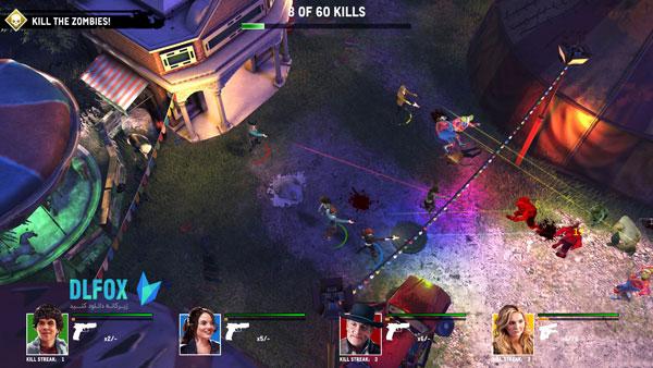 دانلود نسخه فشرده بازی Zombieland: Double Tap – Road Trip برای PC