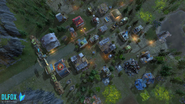 دانلود نسخه فشرده بازی Surviving the Aftermath: Founders Edition برای PC