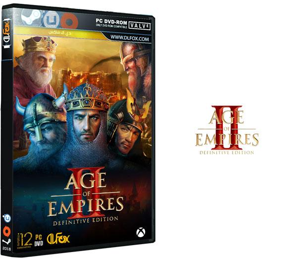 دانلود نسخه فشرده CorePack بازی Age of Empires II: Definitive Edition برای PC