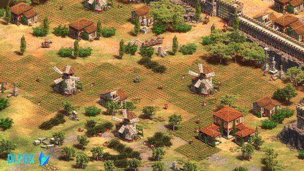 دانلود نسخه فشرده FitGirl بازی Age of Empires II: Definitive Edition برای PC