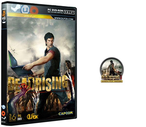 دانلود نسخه فشرده بازی DRising 3 – Apocalypse Edition برای PC