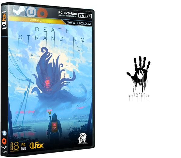 آموزش قدم به قدم بازی Death Stranding