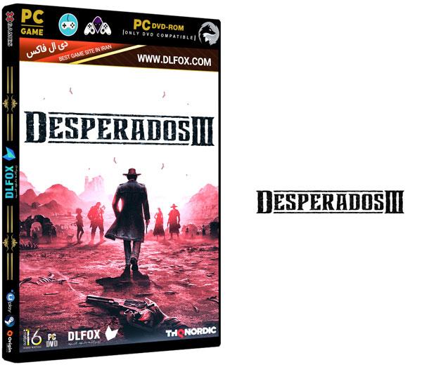 دانلود نسخه فشرده بازی Desperados III برای PC