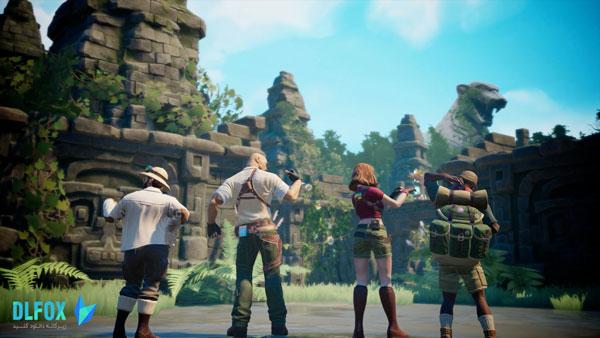 دانلود نسخه فشرده بازی JUMANJI: The Video Game برای PC