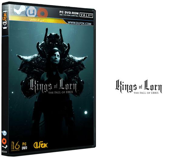 دانلود نسخه فشرده بازی Kings of Lorn: The Fall of Ebris برای PC