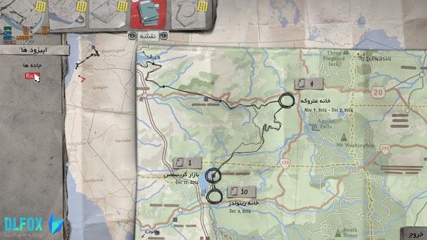 دانلود زیرنویس فارسی قسمت دوم بازی Life is Strange 2 برای PC