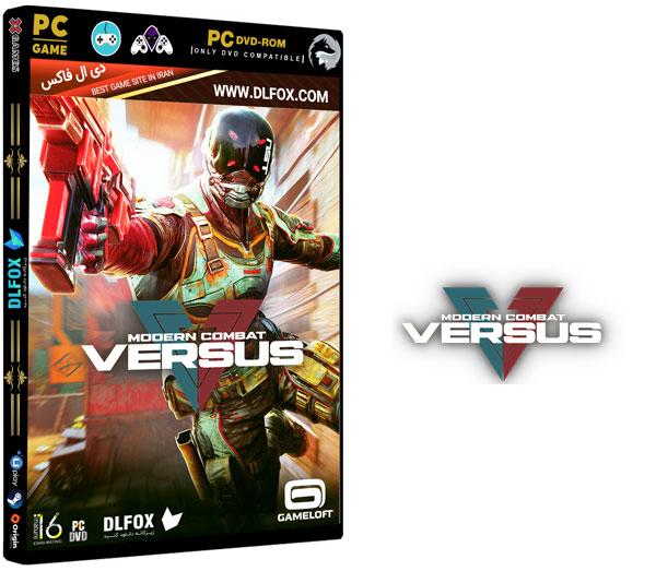 دانلود نسخه فشرده بازی Modern Combat Versus برای PC