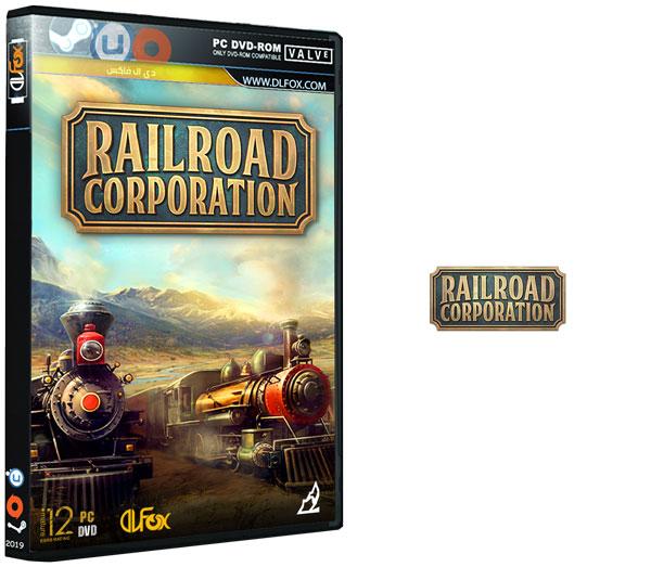 دانلود نسخه فشرده بازی RAILROAD CORPORATION: DELUXE EDITION برای PC