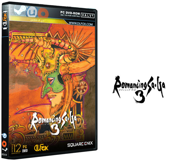 دانلود نسخه فشرده بازی Romancing SaGa 3 برای PC