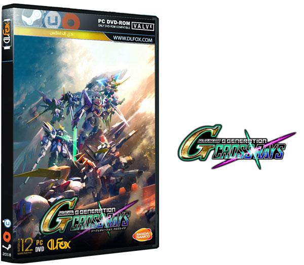 دانلود نسخه فشرده بازی SD GUNDAM G GENERATION CROSS RAYS برای PC