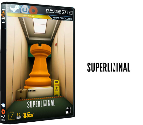 دانلود نسخه فشرده بازی SUPERLIMINAL برای PC