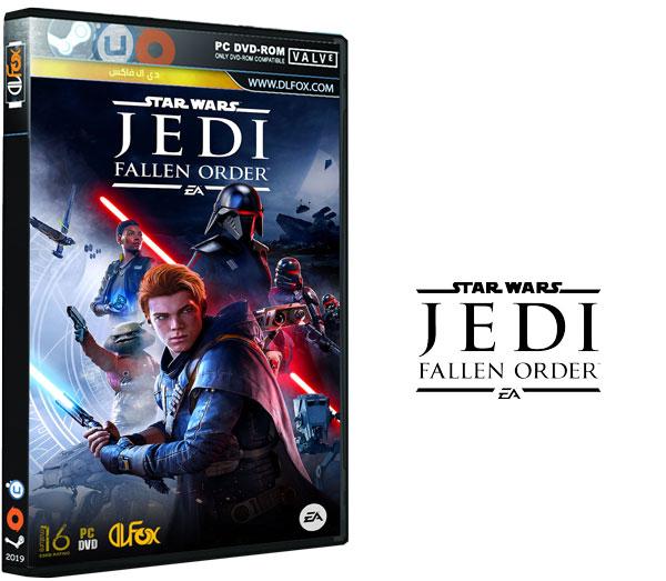 دانلود نسخه فشرده FitGirl بازی Star Wars: Jedi Fallen Order برای PC