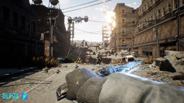 دانلود نسخه فشرده بازی Terminator: Resistance برای PC